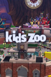 Kid's Zoo: A Baby Animal Adventure