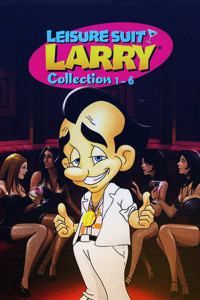 Leisure Suit Larry 1-6 Collection (+ Softporn Adventure)