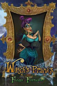 Witch's Pranks: Frog's Fortune - Collector's Edition