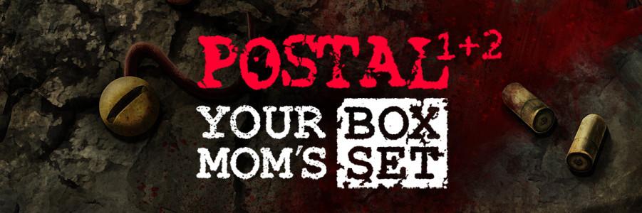 POSTAL 1+2: YOUR MOM'S BOXSET