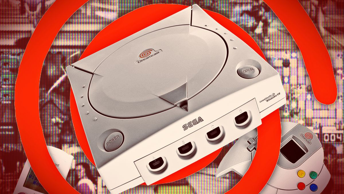 The Ringer Celebrates 20 Years Of The Sega Dreamcast